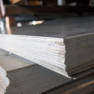 Лист из низколегированной стали