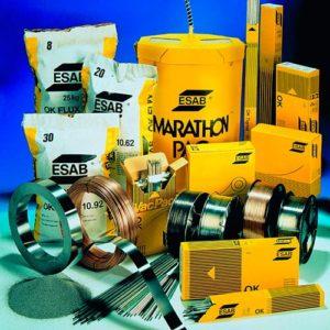 Материалы для сварки углеродистых и низколегированных сталей
